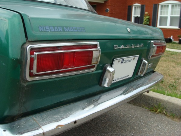Photos of everything! | 1969 Datsun 510